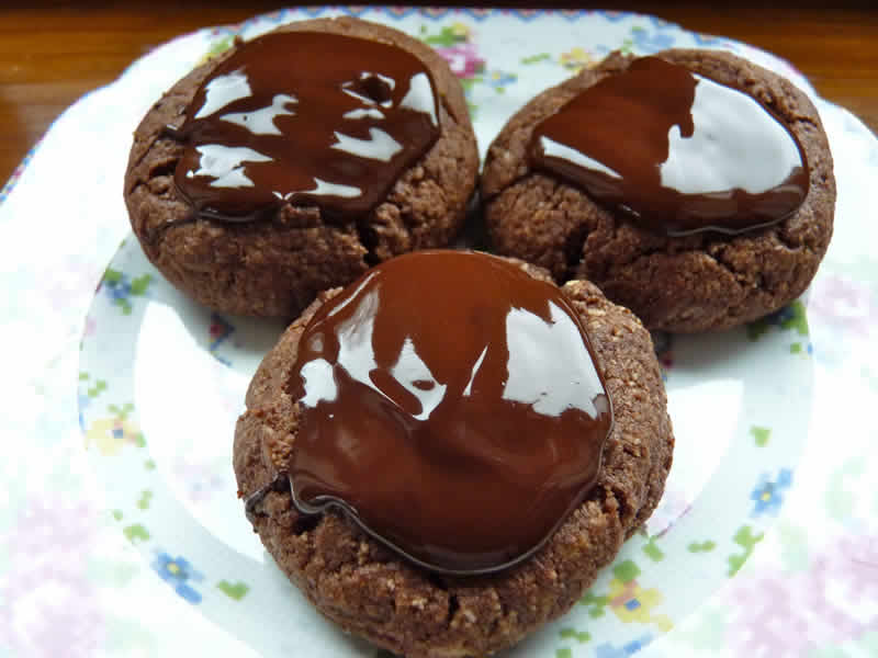 recette biscuits moelleux chocolat