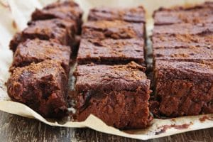 recette brownie chocolat noir