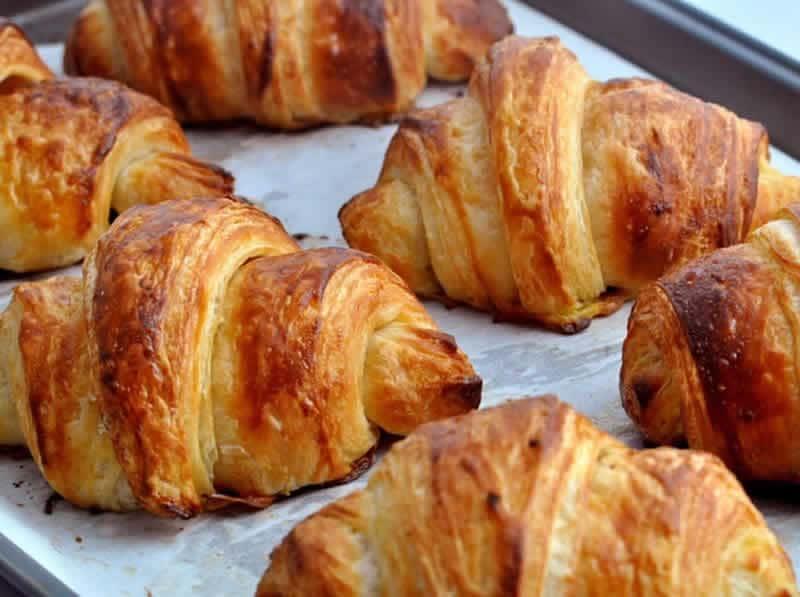 recette croissants maison