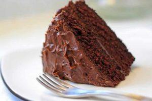 recette fondant chocolat facile