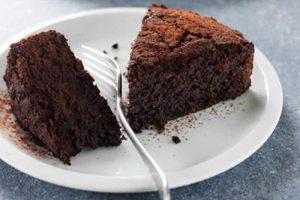 recette fondant chocolat sans beurre