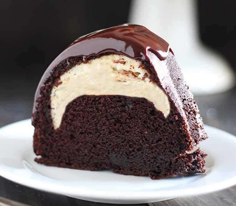 recette fondant deux chocolat