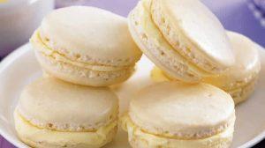 recette macarons vanille