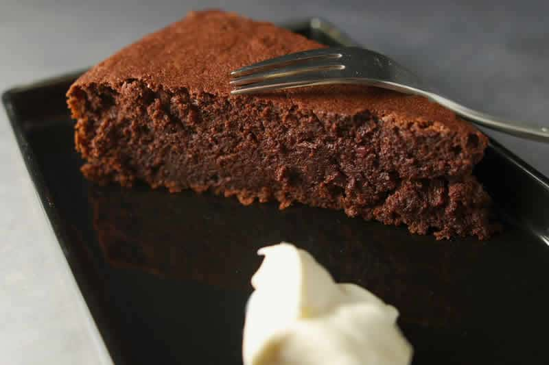 recette moelleux chocolat yaourt