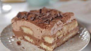 recette tiramisu chocolat