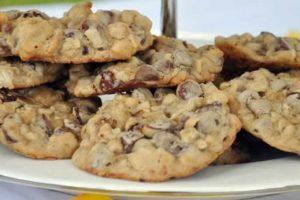 recette biscuits chocolat aux noix