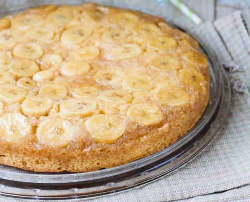 recette tarte aux bananes pepites de chocolat
