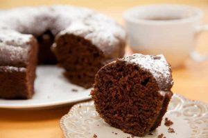 Recette gâteau au chocolat et thé
