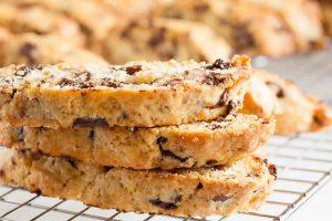 Recette biscuit chocolat et orange