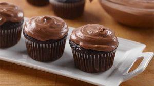 Recette Cupcakes et chantilly de chocolat