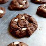 Recette cookies chocolat noir et pépites chocolat blanc