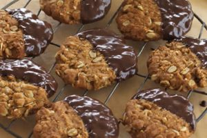 Recette Biscuits Trempés Au Chocolat