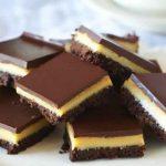 Recette Carré Caramel Chocolat