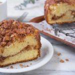 Recette gâteau à la crème et noix