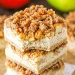 Recette gâteau au fromage et pommes