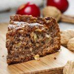 Recette gâteau de pommes à la cannelle