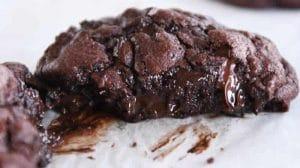 Biscuits cookies au chocolat