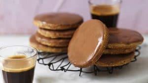 Recette biscuit cookies au chocolat