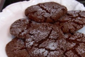 Recette cookies au chocolat moelleux
