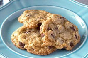 Recette de biscuits aux pépites de chocolat faciles