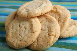 Biscuits à la vanille
