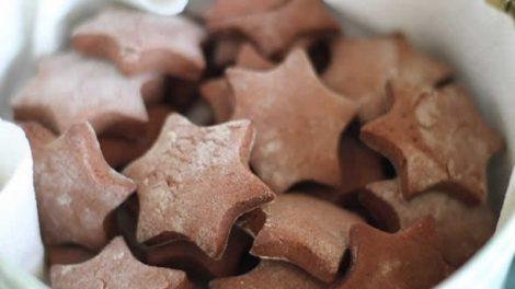 Biscuits faciles au chocolat