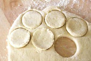 Biscuits au lait fait maison 1
