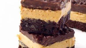 Gâteau au chocolat et beurre d'arachide
